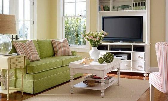 غرفة الجلوس - كلمات انجليزية مهمة و شائعة