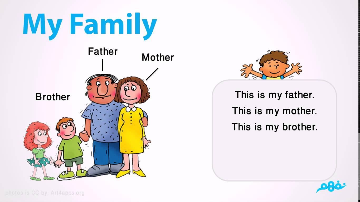 شجرة العائلة بالانجليزية 15