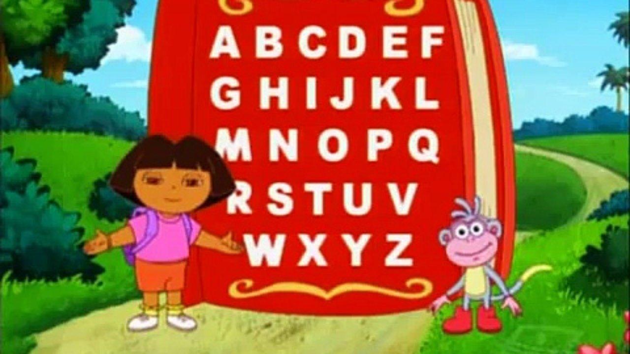 حروف اللغة الانجليزية فيديو