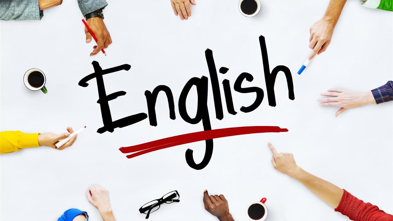 نصائح لتعلم اللغة الانجليزية بالعربي