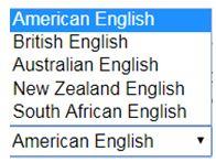 موقع تصحيح الجمل الانجليزية واعادة صياغتها 2