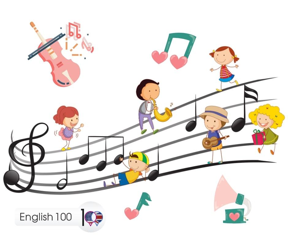اغنية الالوان بالانجليزي The colors song in English