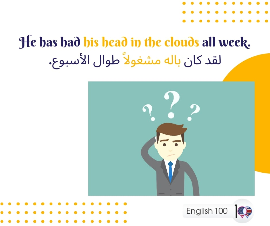 سحاب بالانجليزي Clouds in English