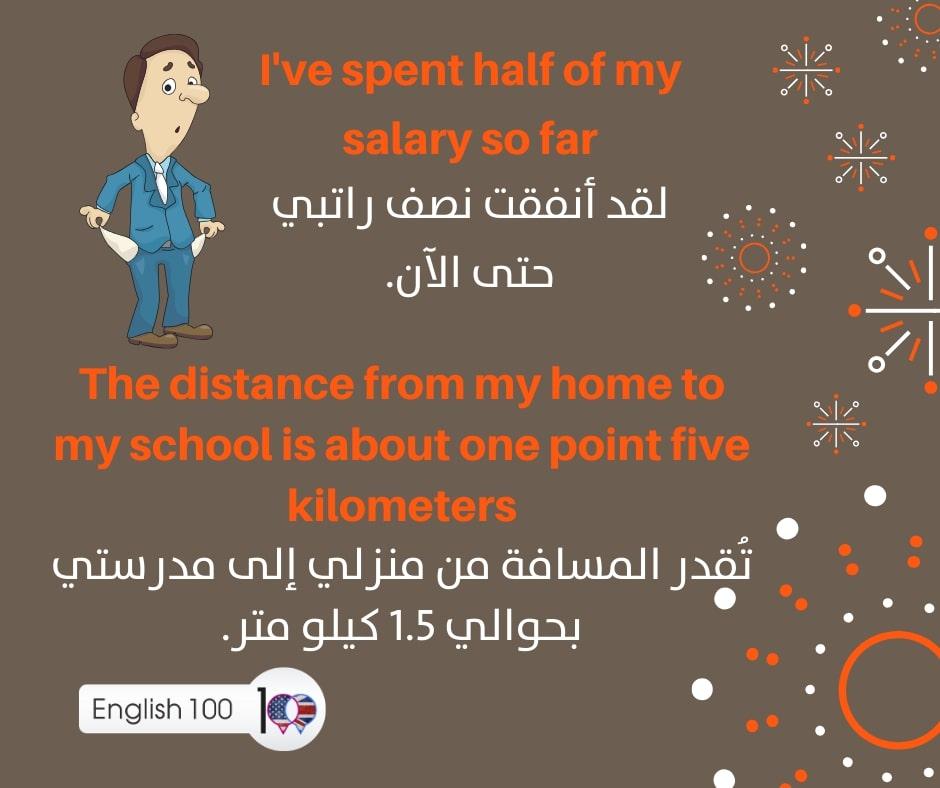 ارقام انجليزيه English Numbers