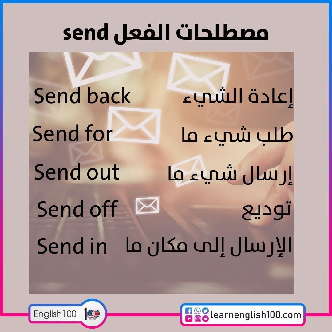 مصطلحات الفعل send send-idioms-phrasal-verbs