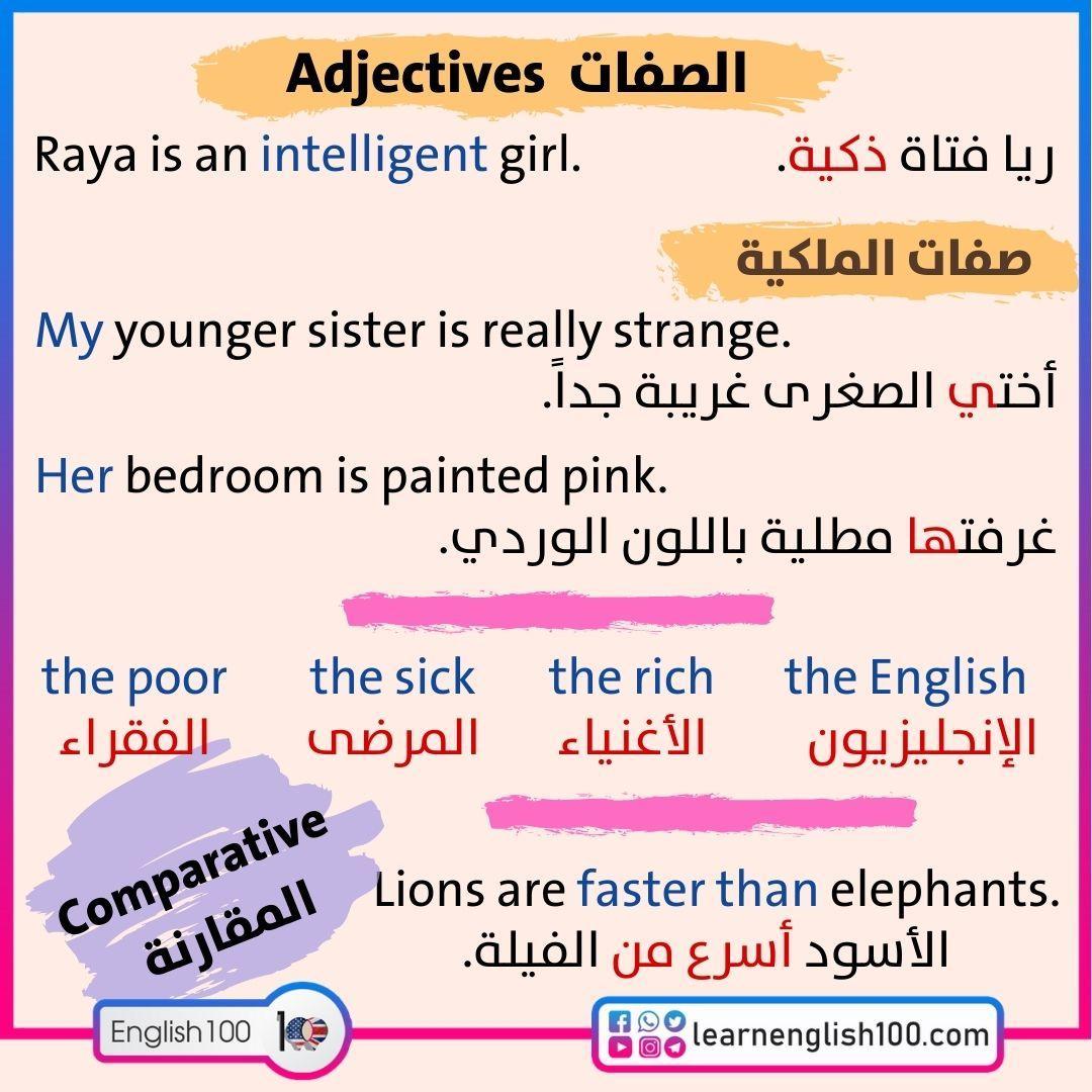 قواعد اللغة الانجليزية pdf English Grammar pdf