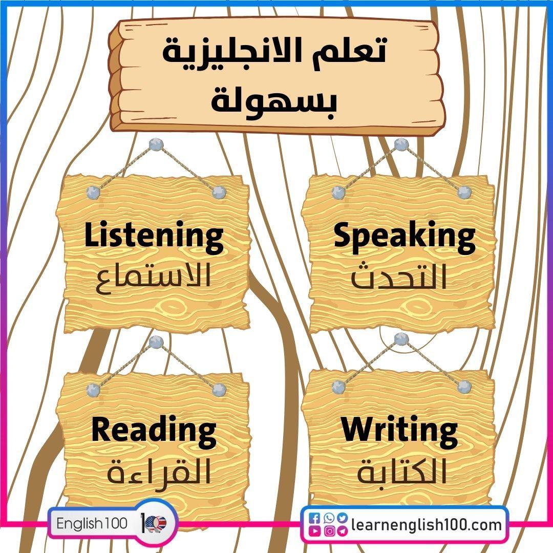 تعلم الانجليزية بسهولة pdf Learning English Easily pdf