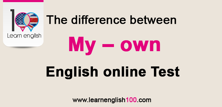 my-own-learnenglish