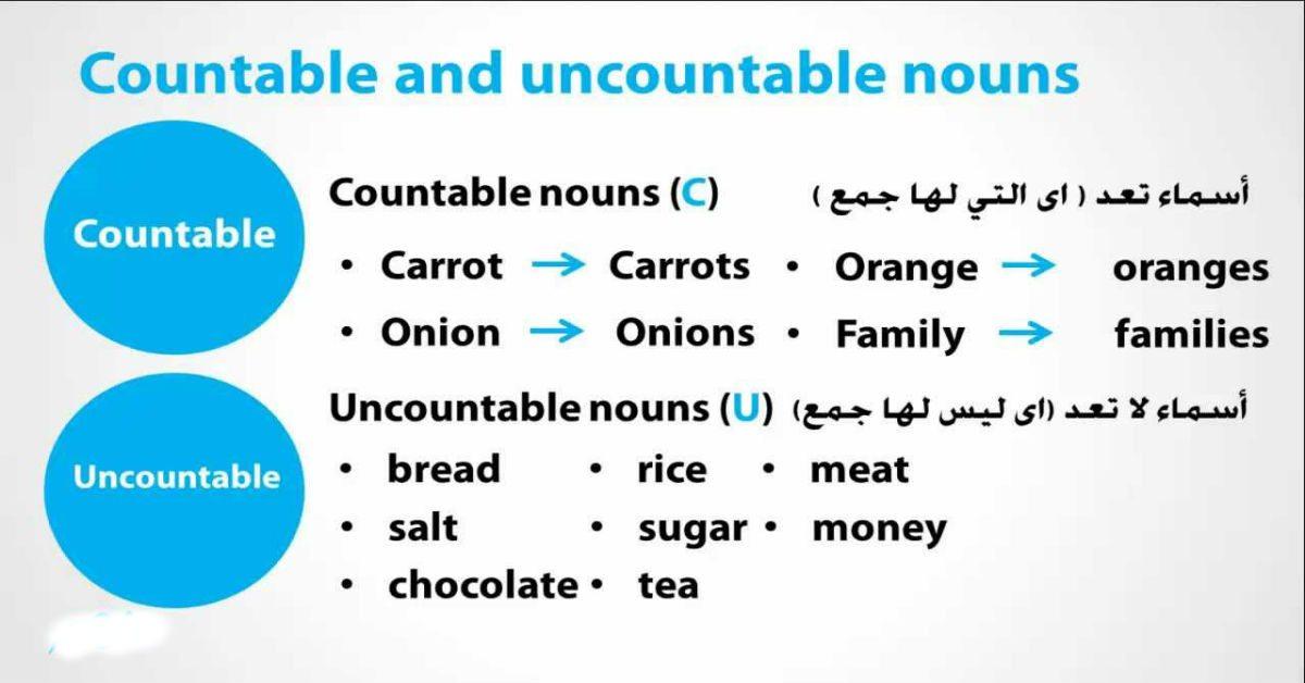 U nouns