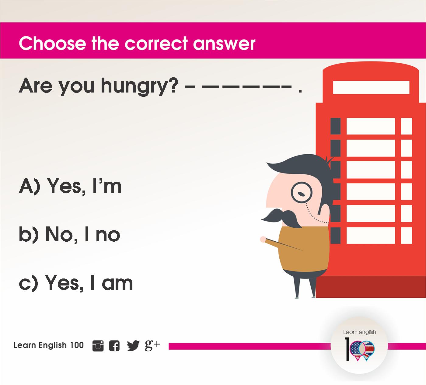 English question30