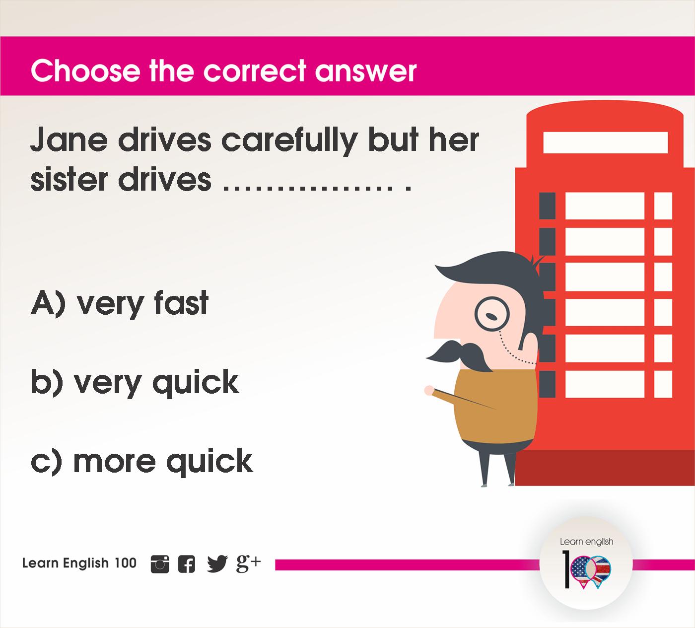 English question76